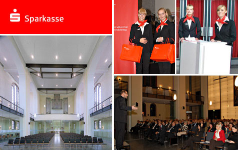 Bilder-Collage von dem Event